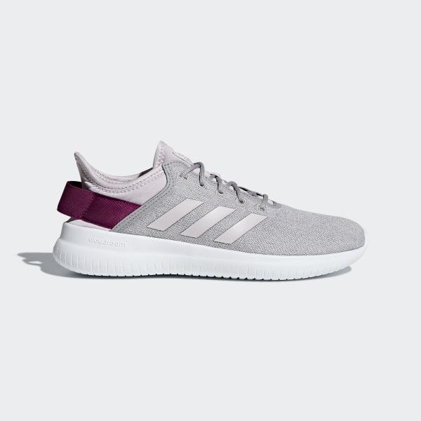 49972ce5079e Cloudfoam QT Flex Shoes Light Granite   Ice Purple   Ftwr White B43754