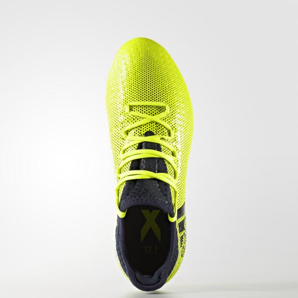 Scarpe da calcio X 17.1 Firm Ground Solar Yellow Legend Ink S82297 49266102300