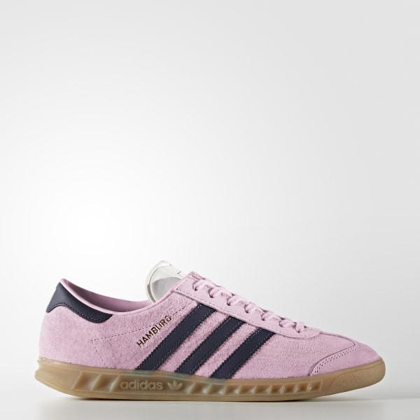 new product 0ce71 17f8b Hamburg Shoes Wonder PinkTrace BlueGum BY9673