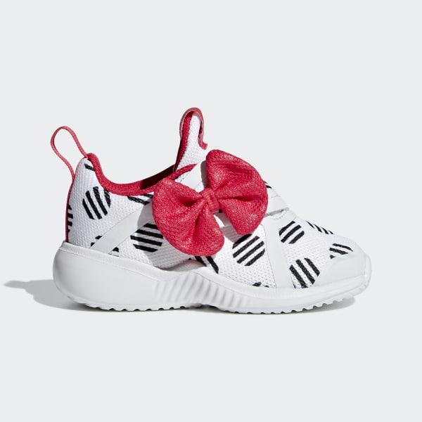 577c9ef6e7b Sapatos FortaRun X Crystal White   Core Black   Active Pink D96918