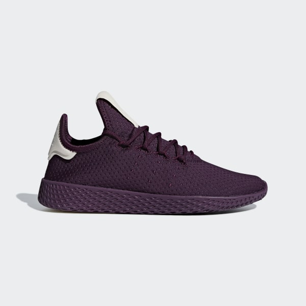 best loved c9fe0 c7b9b Pharrell Williams Tennis Hu Shoes. C  98C  140. Color  Red Night ...