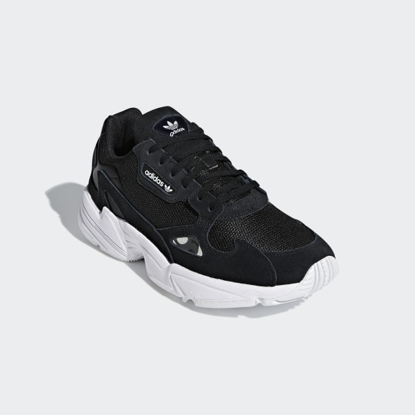 Falcon Shoes Core Black   Core Black   Ftwr White B28129 a50ee909d