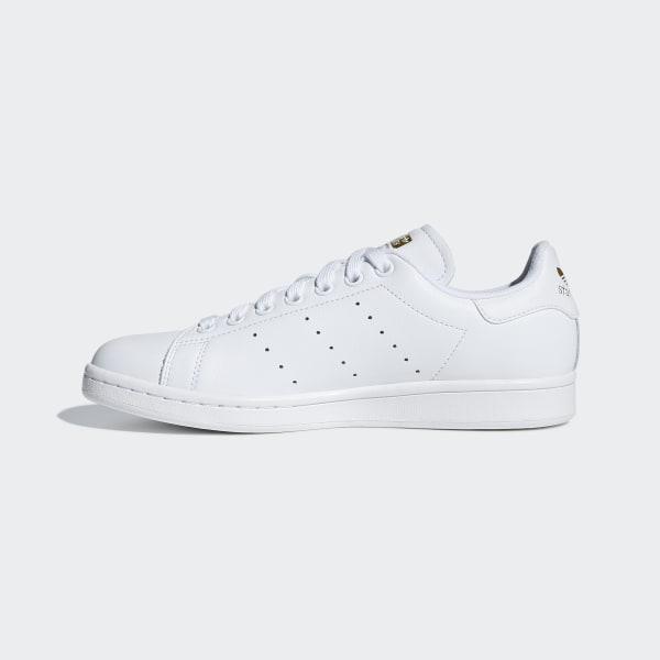 ff0f71bac35 Stan Smith Shoes Cloud White   Cloud White   Gold Metallic BC0259