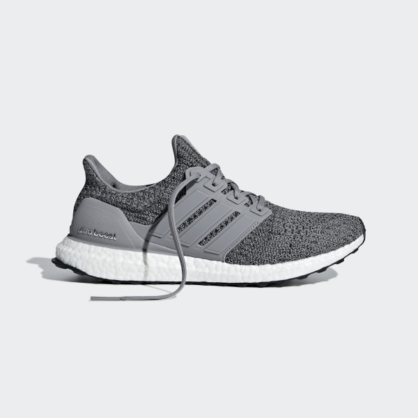 b7e84506ea875 Ultraboost Shoes Grey Three   Grey Three   Core Black F36156