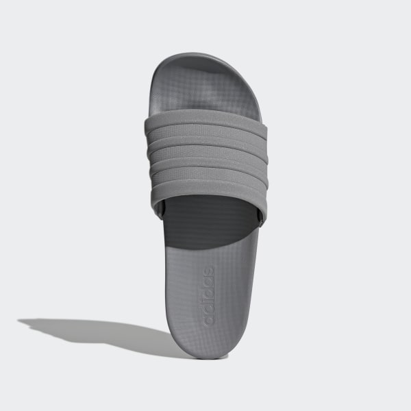 8cda5e37f63b adilette Cloudfoam Plus Mono Slides Grey Three Grey Three Grey Three S80977