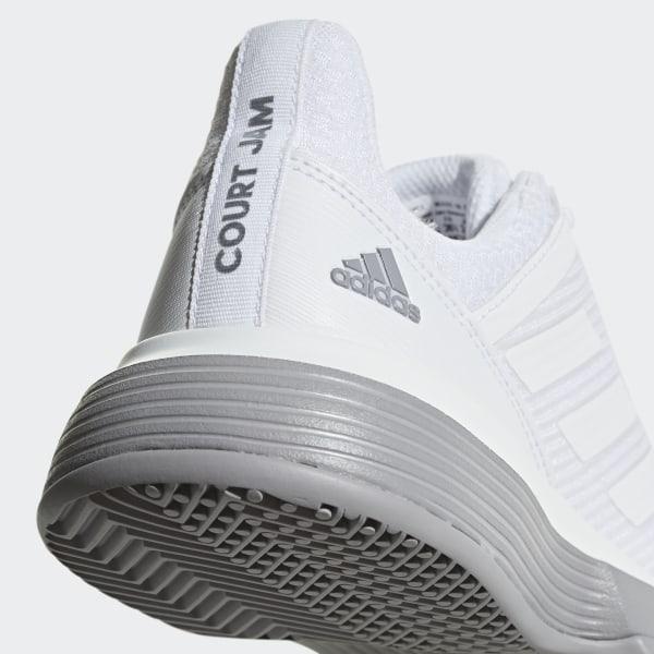 b1e0b0d627d3c CourtJam Bounce Shoes Ftwr White   Ftwr White   Light Granite CG6354