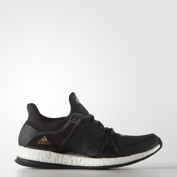 cc0958baed50 Pure Boost X Training Shoes Core Black   Core Black   Onix AF5926