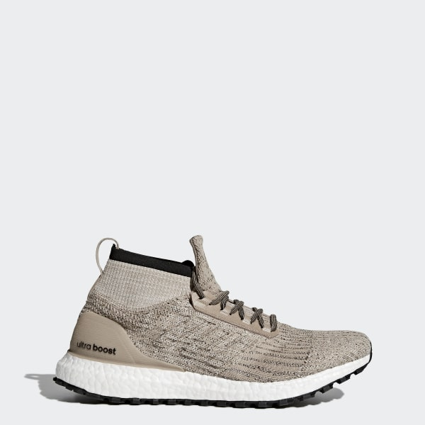 2df8ec43a Ultraboost All Terrain LTD Shoes Trace Khaki   Trace Khaki   Clear Brown  CG3001
