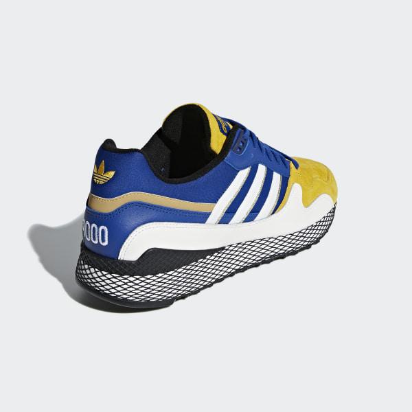 Dragonball Z Ultra Tech Shoes Running White   Collegiate Royal   Bold Gold  D97054 1cd1c216d