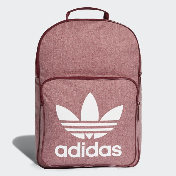 5ab7428ad046 adidas Trefoil Casual Backpack - Red