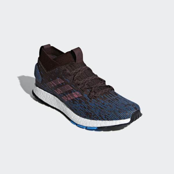 ef163e47ab361 Pureboost RBL Shoes Night Red   Trace Maroon   Core Black CM8311
