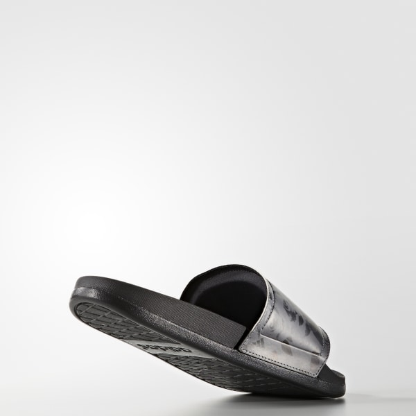 a387eebecdaf2 adilette Cloudfoam Ultra Slides Core Black   Grey   Core Black BA9299