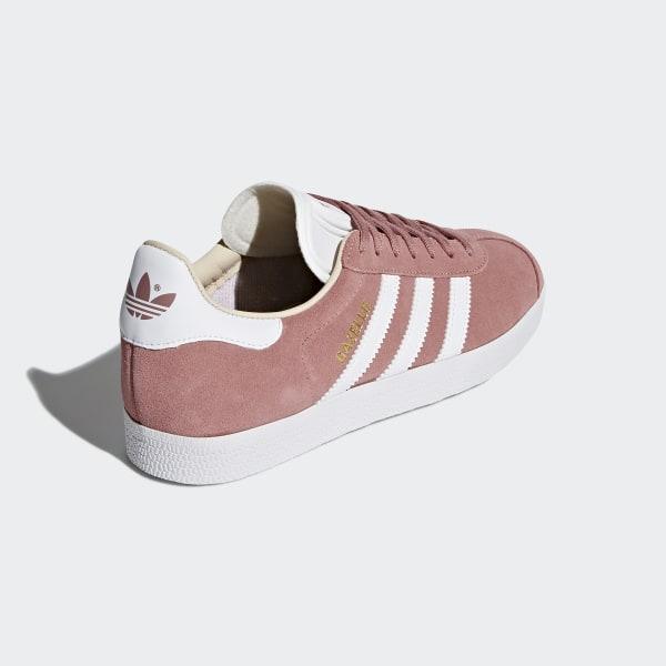 8f0720bfa063 Gazelle Shoes Ash Pink   Cloud White   Linen CQ2186