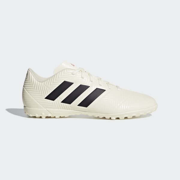 the best attitude e7aab 8901a Calzado de Fútbol NEMEZIZ 18.4 TF off white core black active red D97994