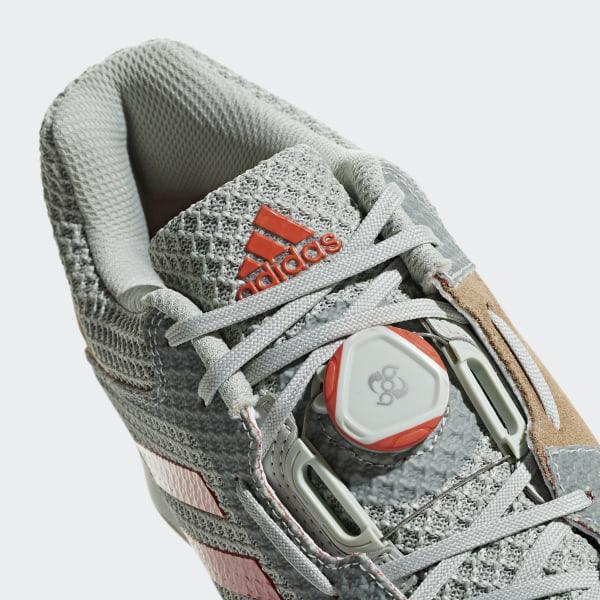 size 40 2a87f 0a477 Leistung 16 II Boa Shoes Ash Silver  Raw Amber  Steel AC6978