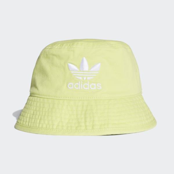 122a6ceb9ba Adicolor Bucket Hat Green   White EC5775