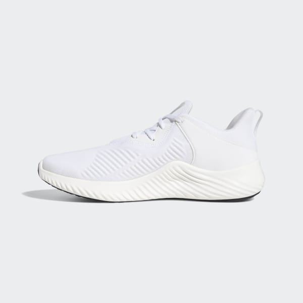bf426513a06d3 Alphabounce RC 2.0 Shoes Cloud White   Raw White   Running White BB7569