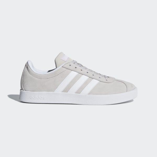 9d9894b3f5a3 VL Court 2.0 Shoes Chalk Pearl   Ftwr White   Aero Pink DA9888