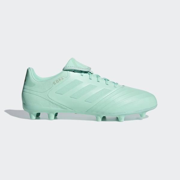 Zapatos de Fútbol COPA 18.3 FG CLEAR MINT F18 CLEAR MINT F18 GOLD MET ad55eff425f78