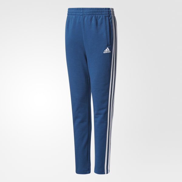 170defe8fef8b Pantalón deportivo 3Stripes Niños BLUE NIGHT F17 WHITE CF2617