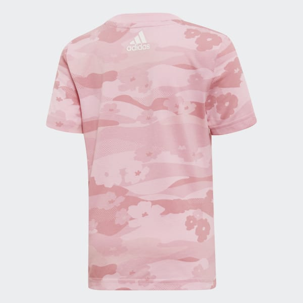 Summer Shirt True Pink / White DW4072
