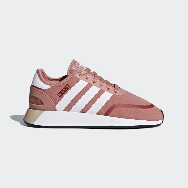 hot sale online 1f3eb 26135 N-5923 Shoes Ash PinkFtwr WhiteFtwr White AQ0267
