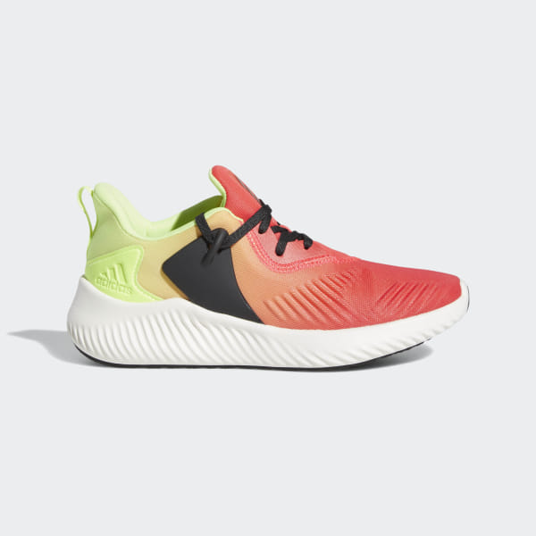 e3ba5e6f6 Alphabounce RC 2 Shoes Shock Red   Carbon   Hi-Res Yellow F36810