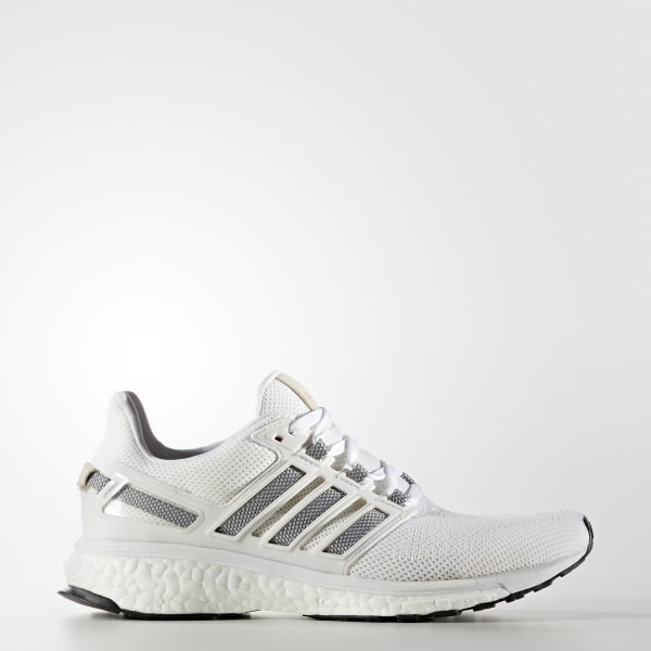 competitive price 465d6 3d10c ZAPATILLAS DE RUNING energy boost 3 FOOTWEAR WHITESOLID GREYCRYSTAL WHITE  AQ5964