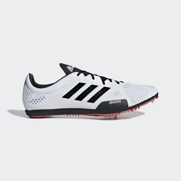 outlet store e4a5a 4ad9a Chaussure d athlétisme Adizero Ambition 4 Cloud White   Core Black   Shock  Red B37483
