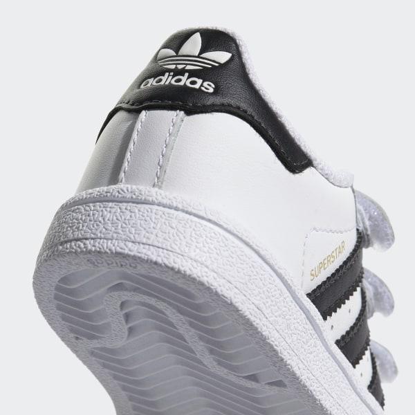 on sale de221 b4e93 Scarpe Superstar Footwear White   Core Black   Footwear White BZ0418
