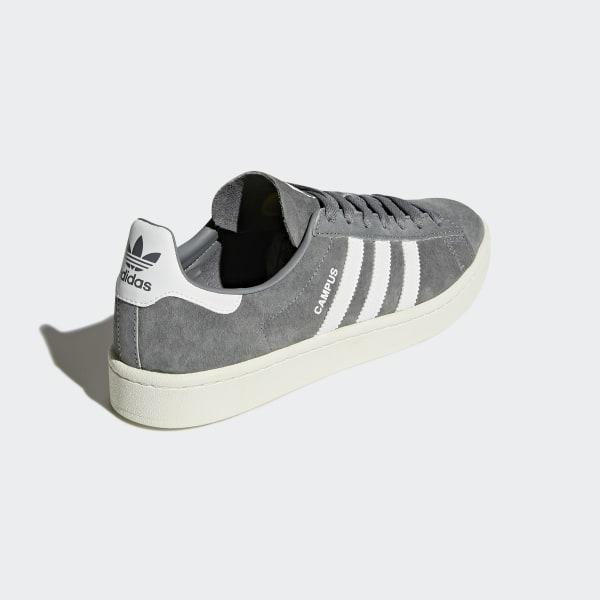8e9bf350f15b Campus Shoes Grey Three Footwear White Chalk White BZ0085