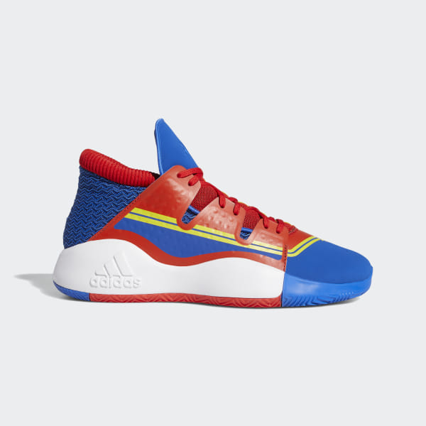 85c41a8cc Pro Vision Shoes Blue   Red   Bright Yellow EF2260