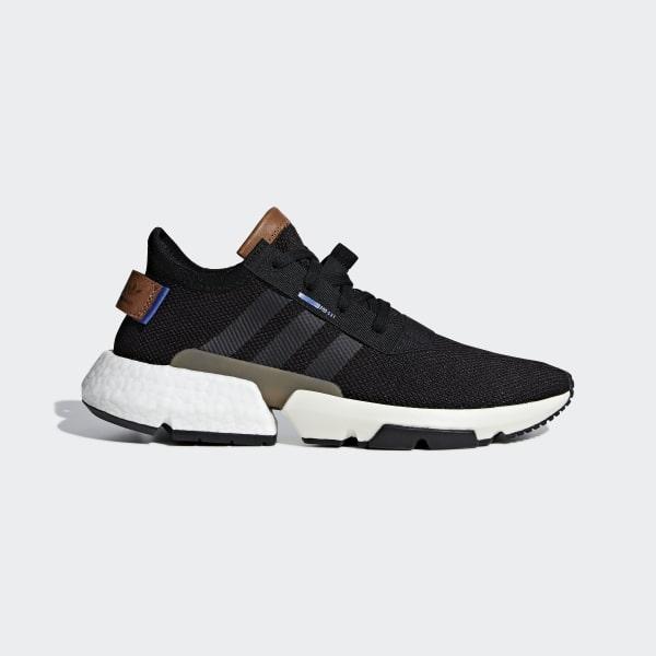 POD-S3.1 Shoes core black   night grey   timber G54741 415e5e1ee