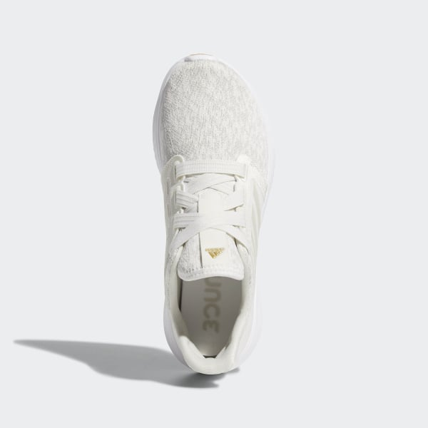 size 40 2eee7 621b9 Edge Lux 3 Shoes Raw White   Cloud White   Gold Met. D97112