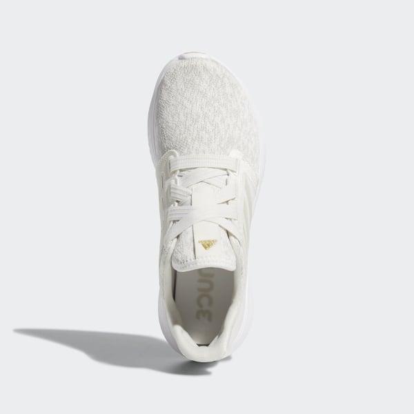 39c46d9c2b3f6 Edge Lux 3 Shoes Raw White   Running White   Gold Metallic D97112
