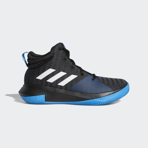 new arrival 87df3 62d7f Chaussure Pro Elevate Core Black  Ftwr White  Bright Blue AC7624