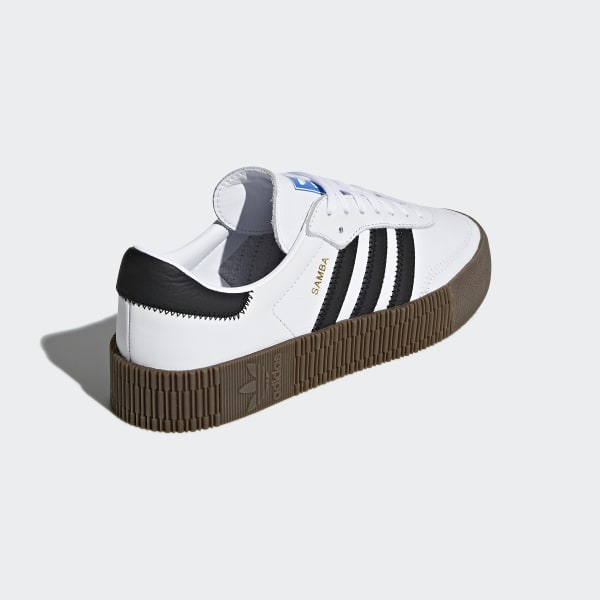 SAMBAROSE Shoes Cloud White   Core Black   Gum AQ1134 25d005642