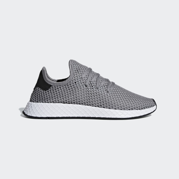 wholesale dealer 1f8df 21430 Scarpe Deerupt Runner Grey Three  Grey Three  Solar Red B41766