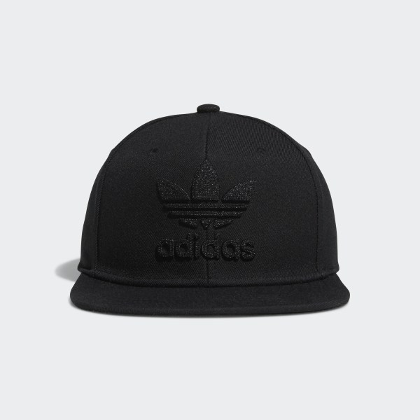 f6141edce80 adidas Chain Snap-Back Cap - Black