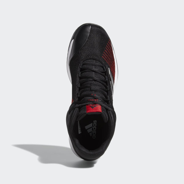 check out 9ee69 0a845 Scarpe Pro Spark 2018 Core Black  Silver Met.  Scarlet F99892