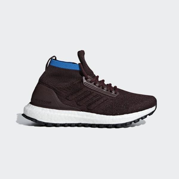 6f546ac65f7149 Ultraboost All Terrain Shoes Night Red   Noble Maroon   Bright Blue B43521