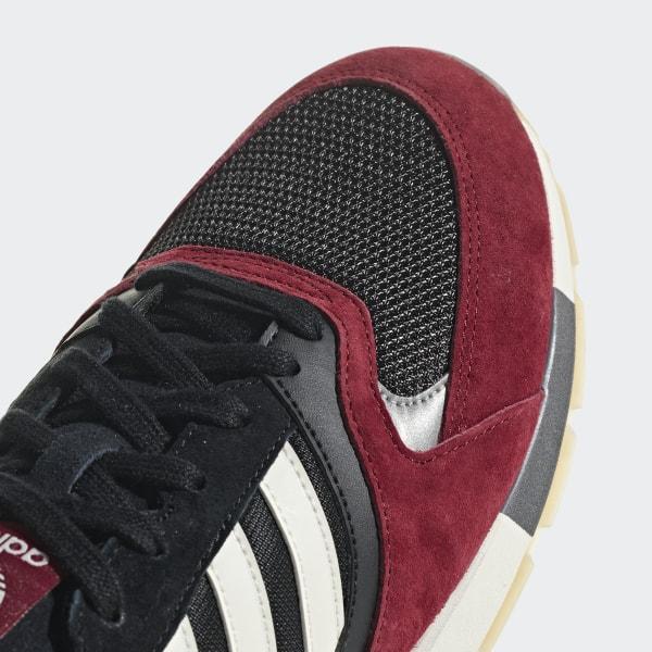 fa7f323442f69d Quesence Shoes Collegiate Burgundy   Chalk White   Core Black B37907
