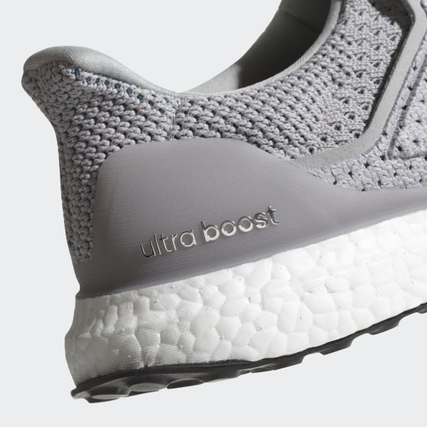 5a40e8a9a01 Ultraboost Clima Shoes Grey Two   Grey Two   Real Teal BY8889