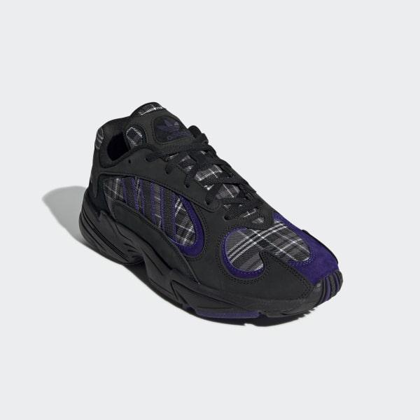 brand new bc538 2b985 YUNG-1 Core Black  Collegiate Purple  Core Black EF3965