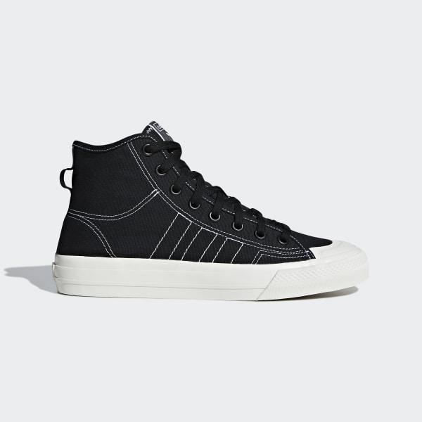 new style 551c3 73872 Nizza RF Hi Shoes Core Black  Ftwr White  Off White F34057