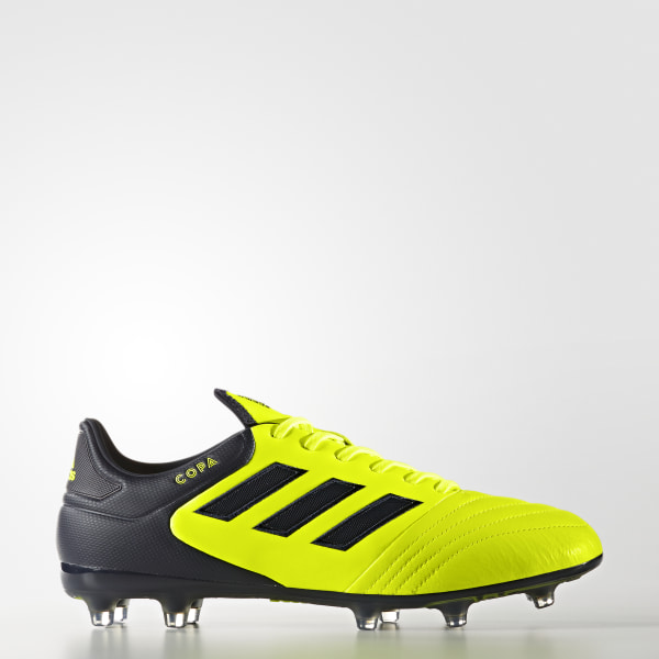 sale retailer 3c3a2 93707 Botines de fútbol Copa 17.2 suelo firme SOLAR YELLOW LEGEND INK F17 LEGEND  INK
