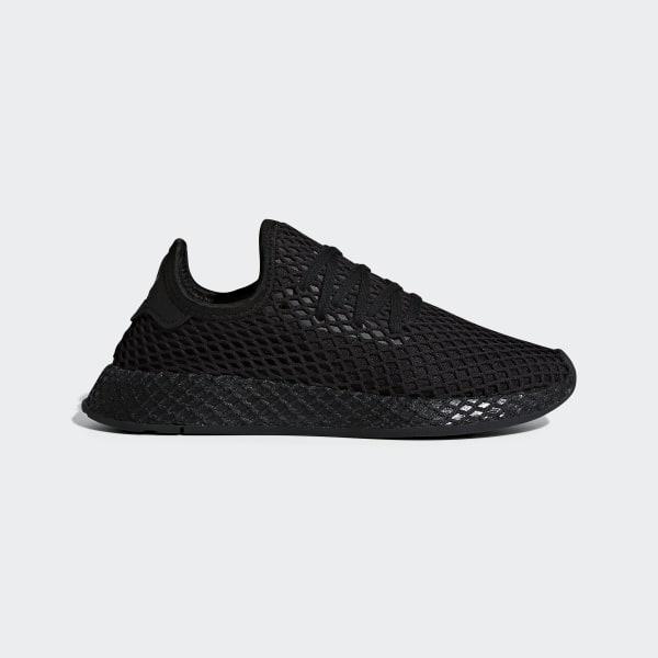 timeless design 3273c 3e13f Deerupt Runner Shoes Core Black   Core Black   Ftwr White B41877