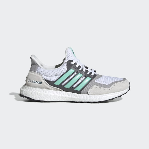 outlet store ac2f2 c9881 Ultraboost S L Shoes Ftwr White   Bahia Mint   Grey One EF2865