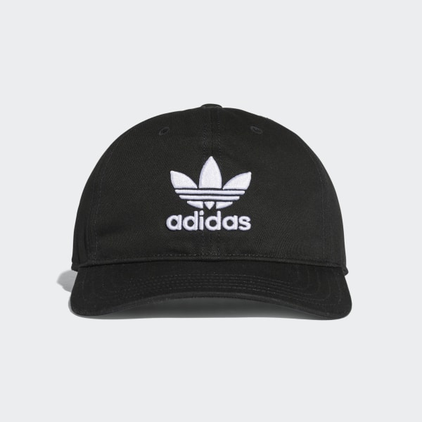 6785d2f0472 adidas Trefoil Classic Cap - Black