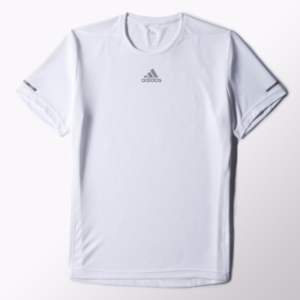 80a5978ae3 Camiseta Sequencials Masculina - Branco adidas